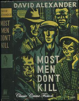 David Alexander Books