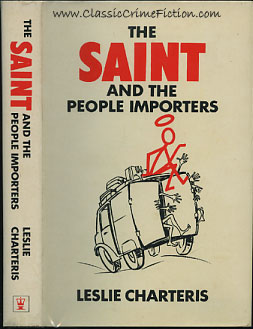 Leslie Charteris - The Saint and the People Importers