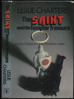 Leslie Charteris - The Saint and the Templar Treasure