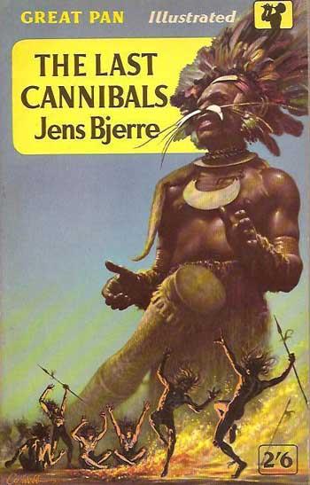 Jens Bjerre - The Last Cannibals