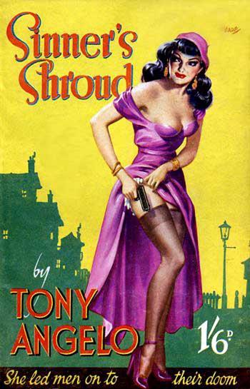 Tony Angelo - Sinner's Shroud