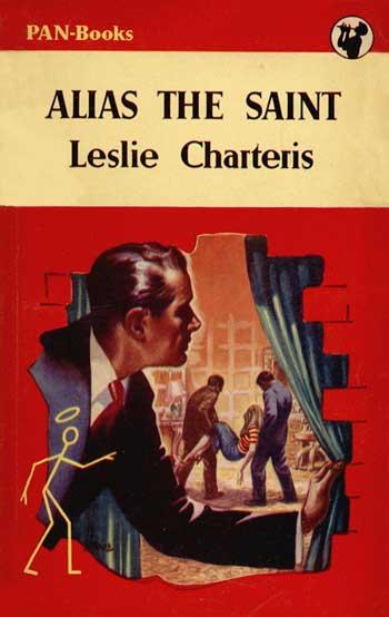 Leslie Charteris - Alias the Saint