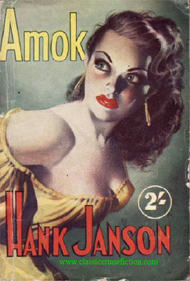 Hank Janson Amok