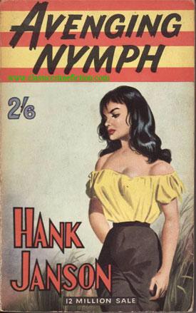 Hank Janson Avenging Nymph