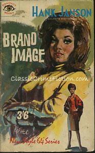 Hank Janson Brand Image