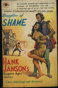 Hank Janson Daughter of Shame