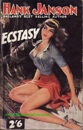 Hank Janson Ecstasy