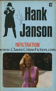 Hank Janson Infiltration