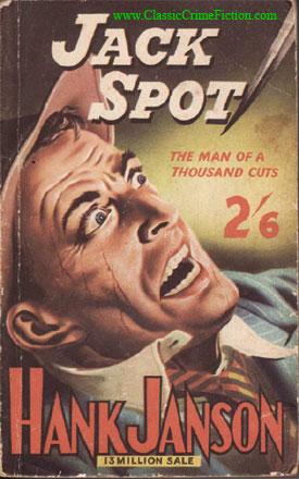 Hank Janson Jack Spot