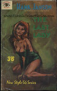Hank Janson The Last Lady
