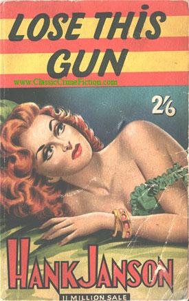 Hank Janson Lose Gun