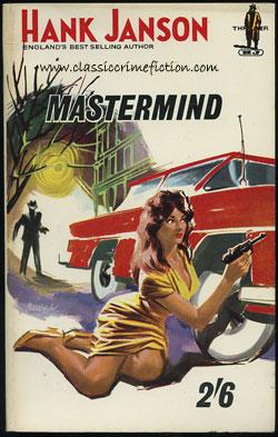 Hank Janson Mastermind