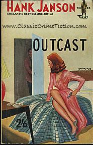 Hank Janson Outcast