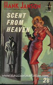 Hank Janson Scent from Heaven