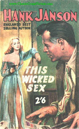 Hank Janson This Wicked Sex