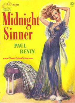 Midnight Sinner Paul Renin - Reginald Heade