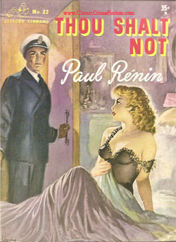 Thou Shall Not Paul Renin - Reginald Heade