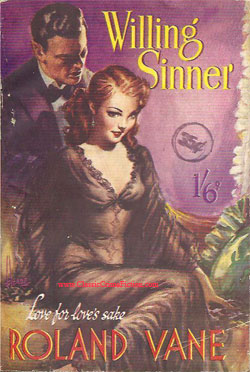 Willing Sinners by Roland Vane